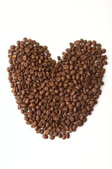 Free Coffee Beans Royalty Free Stock Photos - 5958428