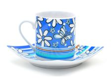 Cup For Coffee Royalty Free Stock Photo