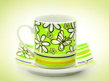 Cup For Coffee Stock Images