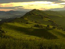 Free Alpine Meadow Stock Photography - 5959152