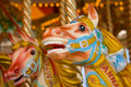 Free Carousel Horses Royalty Free Stock Image - 5961026
