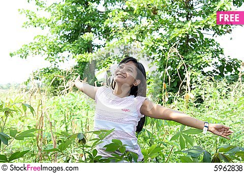 Free Enjoy Nature Royalty Free Stock Photos - 5962838