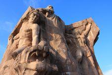 Free Statue Of Legendary Heros Stock Photo - 5960500