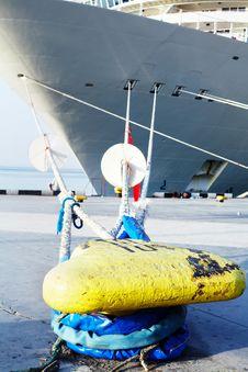 Free Ship S Mooring Stock Photography - 5960642