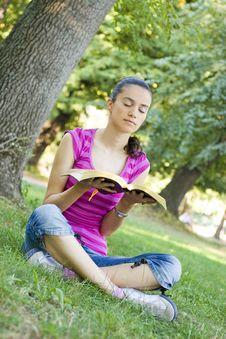 Free Young Woman Praying Stock Photos - 5960683