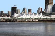 Vancouver Liner Terminal Stock Photos