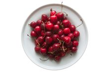 Free Sweet Cherries Royalty Free Stock Photos - 5961168