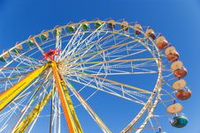 Free Observation Wheel Royalty Free Stock Photos - 5961188