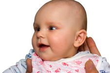 Free Smiling Baby Royalty Free Stock Photos - 5961198