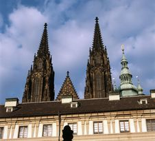 Old Praha Royalty Free Stock Photo