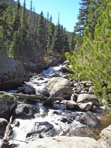 Free Swift River Royalty Free Stock Images - 5961899