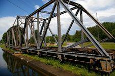 Free Trainbridge 2 Stock Image - 5962991