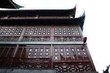 Free Old Architecture Of China Stock Images - 5963384