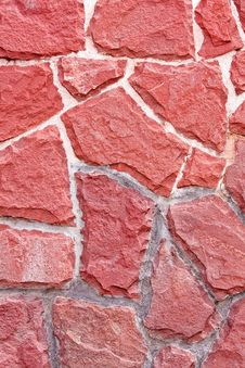 Free Red Stones Royalty Free Stock Image - 5963386