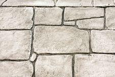 Free White Stones Stock Image - 5963531