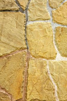 Free Yellow Stones Royalty Free Stock Photos - 5963548