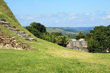 Free Maya Ruins Xunantunich Beliz Stock Photo - 5964120