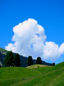 Free Mountain S Landscape Stock Photography - 5964952