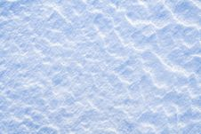 Free Fresh Snow Background Royalty Free Stock Photography - 5965137