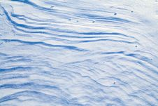 Free Fresh Snow Background Stock Image - 5965141
