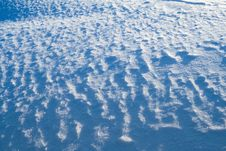 Free Fresh Snow Background Stock Photography - 5965182