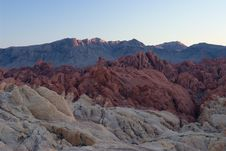Free Colorful Rock Formation In Valley Of Fire Stock Photography - 5965532