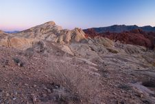 Free Colorful Rock Formation In Valley Of Fire Stock Image - 5965551