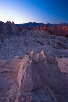 Free Colorful Rock Formation In Valley Of Fire Stock Photo - 5965600