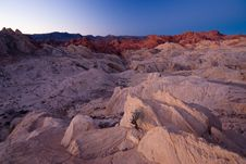 Free Colorful Rock Formation In Valley Of Fire Royalty Free Stock Images - 5965649