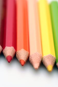 Free Color Pencil Stock Image - 5965751