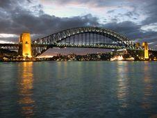 Free Sydney Harbour Bridge Stock Image - 5966251