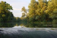 Free Lake Waterfall Stock Images - 5967354