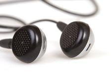 Free Black Earphones Stock Photo - 5967970