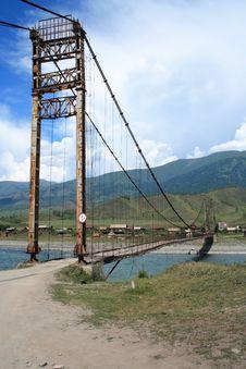 Free Bridge Stock Photography - 5968852