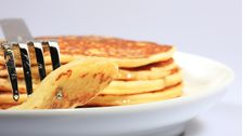 Free All American Pancakes Royalty Free Stock Photos - 5969438