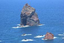 Free Rock In Ocean Stock Photos - 5969763