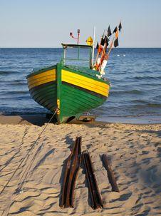 Free Boat Royalty Free Stock Image - 5969796