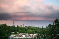 Free Stormy Sky Stock Image - 5969801