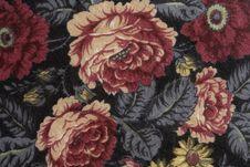 Free Oriental Shawl From Pavlov-Posad Stock Image - 5969821