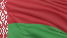 Free Waving Flag Of Belarus Royalty Free Stock Photo - 59615765