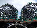 Free Lobster Pots Stock Photo - 5970960