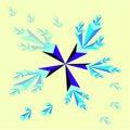 Free Snowflake Royalty Free Stock Photo - 5971275