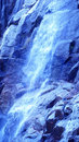 Free Blue Waterfall Stock Photos - 5973653