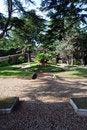 Free Park In Grock S Villa Stock Image - 5979551