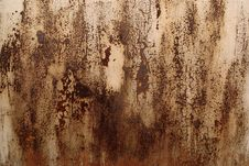Free Rusty Background Royalty Free Stock Photography - 5970027