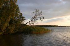 River Volga Royalty Free Stock Images