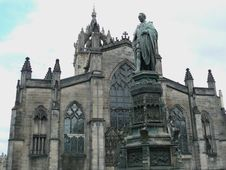 Free High Kirk Of St Giles Stock Photography - 5970502