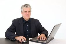 Free Man At Work Stock Photos - 5970733