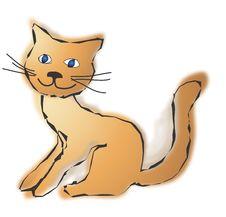 Free Cat Stock Image - 5970741