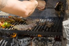 Free Meat Barbeque Stock Photo - 5971210